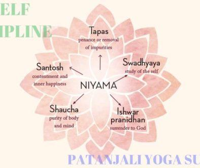 yoga discipline